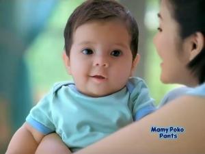 MAMY POKO Soft Fit 'Menendang-nendang'