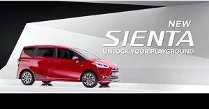 Toyota Sienta - Unlock what you like