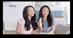 DOVE Super Shampoo